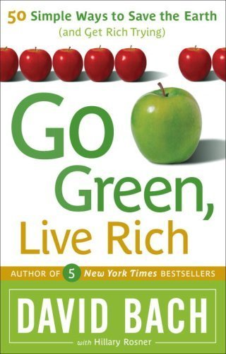 1760284 book: go green, live rich