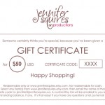 50 gift certificate blog 150x150 Photography