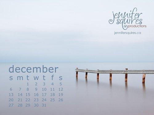 december calendar 2009. December 2009 Computer Desktop