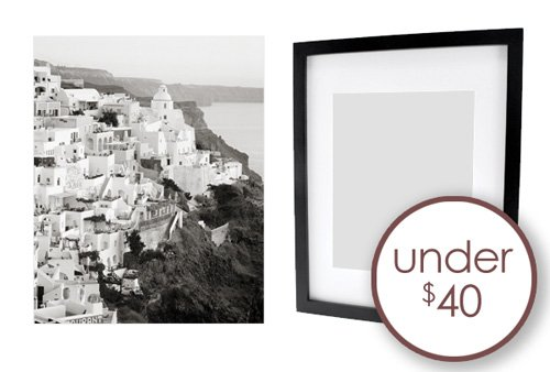 dormdecor blacks dorm decor   framed art under $40