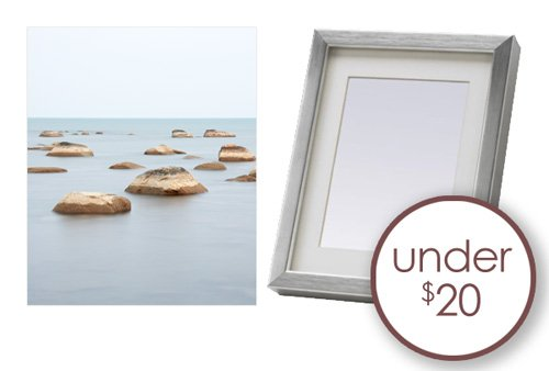 dormdecor ikea1 dorm decor   framed art under $20