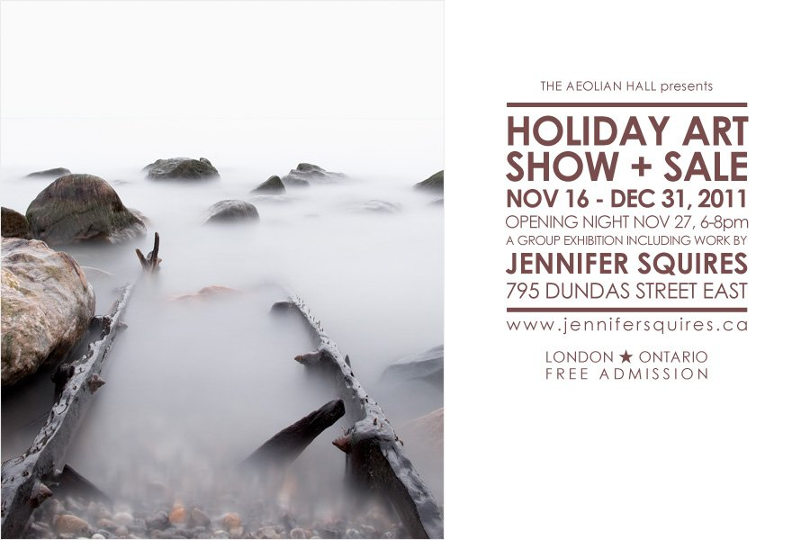 holiday art show and sale london aeolian hall London Holiday Art Show + Sale   The Aeolian Hall