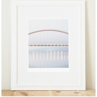 11x14 in 16x20 frame Lake Ontario 6 200x200 Home Decor