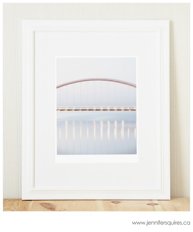 11x14 photograph in a 16x20 frame - Lake Ontario #6