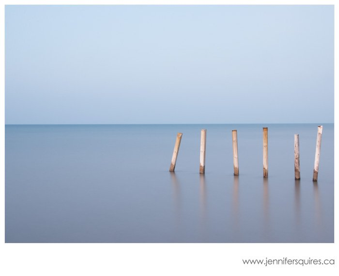 Seascape Photograph Ipperwash 2 Minimalist Photography   Ipperwash #2