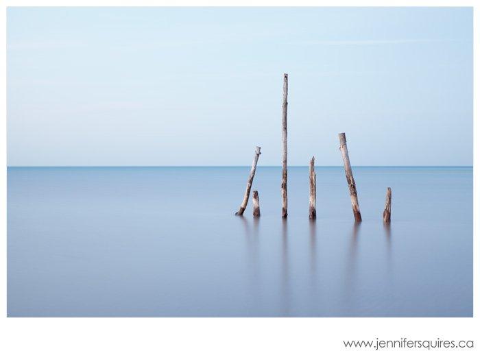 Exhale, Seascape Photograph