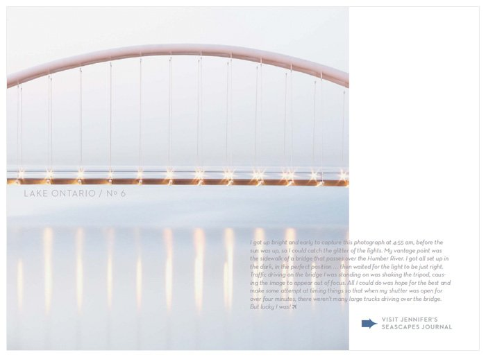 Wayfare Magazine - February 2012 - Lake Ontario #6