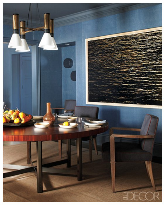 Large Photograph Ocean in Dining Room Large Photographs on Display