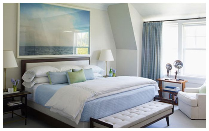 Large Photograph S R Gambrel Ocean Over Bed Large Photographs on Display