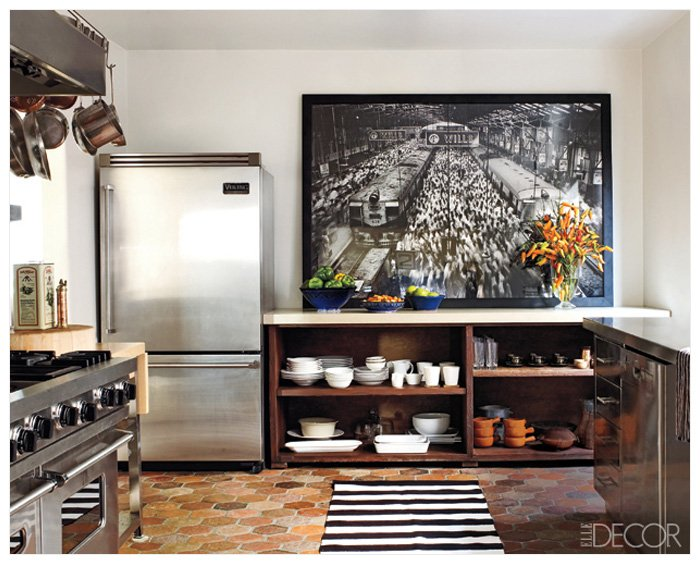 Large Photograph ellen pompeo train station in kitchen Large Photographs on Display