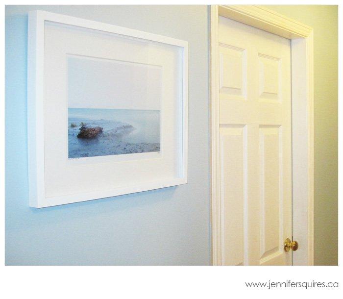 Displaying Photography - Lake Ontario #1