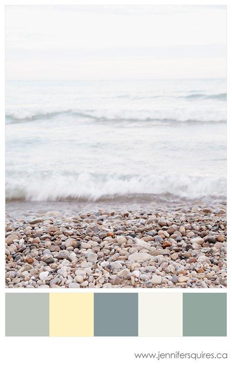 Colours of 2013 - Benjamin Moore - Coastal