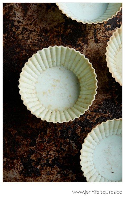 Pinterest Photo Project - Salted Chocolate Caramel Tarts