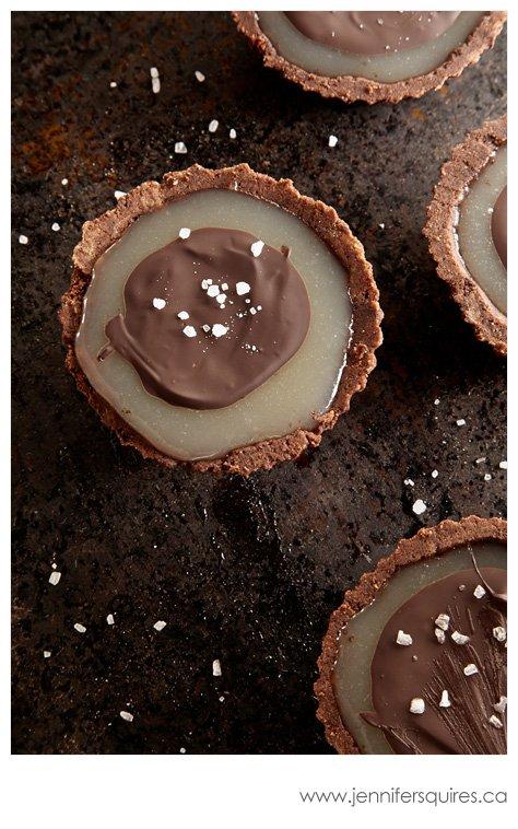 20130225 ChocolateCaramelTarts 216 Winter Pinterest Photo Project   Sweet Caramelly Tarts