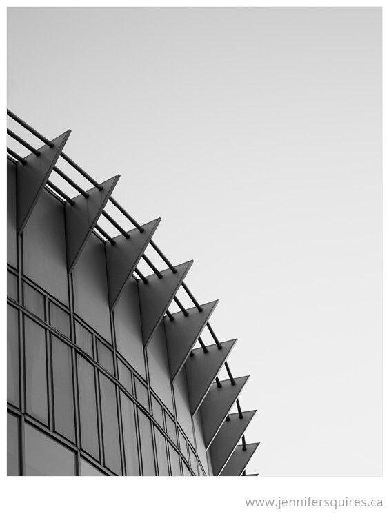 Urban Photography - London Convention Centre