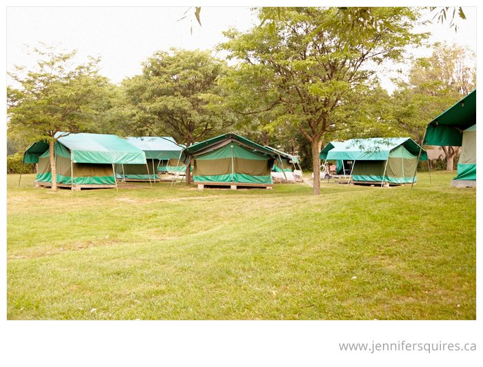Toronto Travel - Serengeti Bush Camp