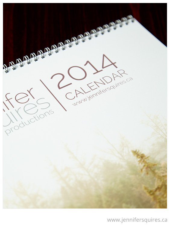 2014 Wall Calendars Jennifer Squires Productions