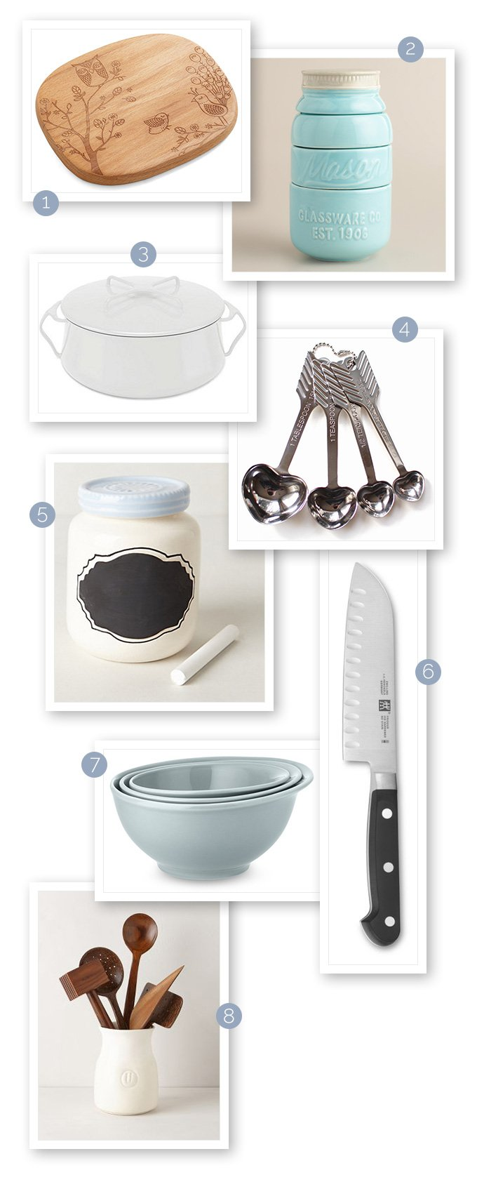 kitchen essentials 8 Essentials for a Healthy Kitchen