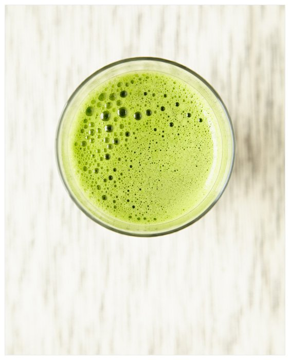 Kitchen Art Green Juice Make Juice with your Blender