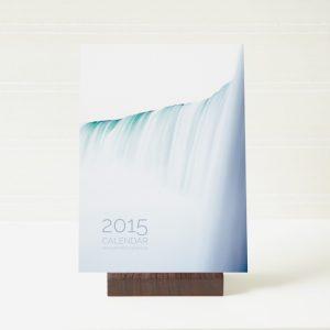 2015 Calendar Stand