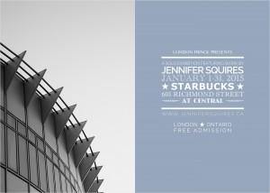 London Art Show - Starbucks, January 2015
