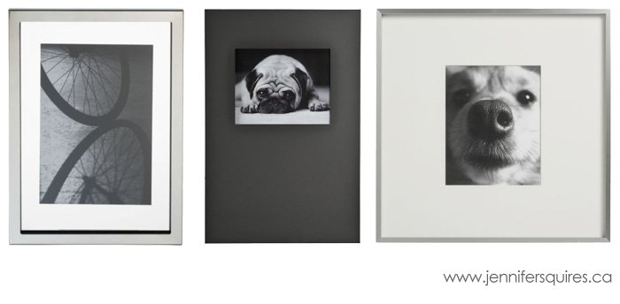 cb2 8x10 frames