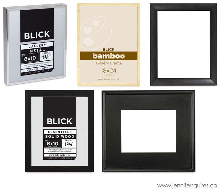 Dick Blick Frames for 20x24 Photographs