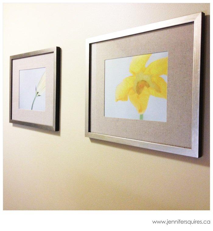 Framed Photographs - Laura