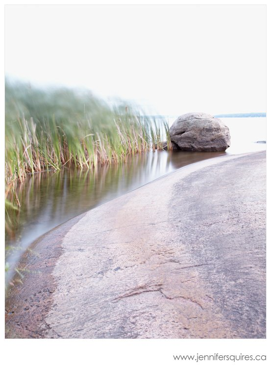 Beausoleil Island Landscape Photograph - Beausoleil Breeze