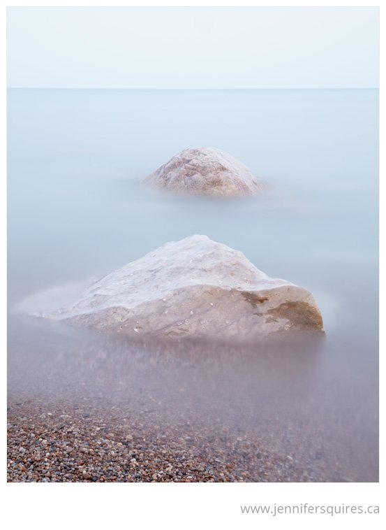 Seascape Photography - Summer's Serenity