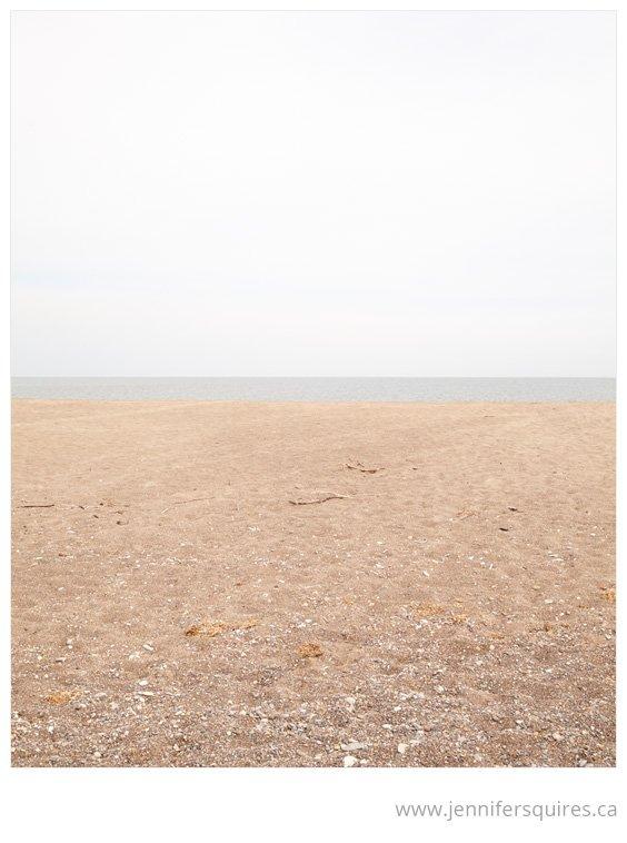 Minimalist Photography - Ashore