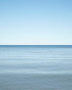 Abundance - Minimalist Ocean Photograph