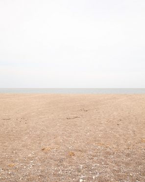Ashore - Minimalist Beach Photograph