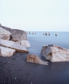 Peaceful Coastal Art - Lake Erie #12