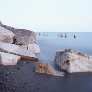 Peaceful Coastal Art - Lake Erie #12