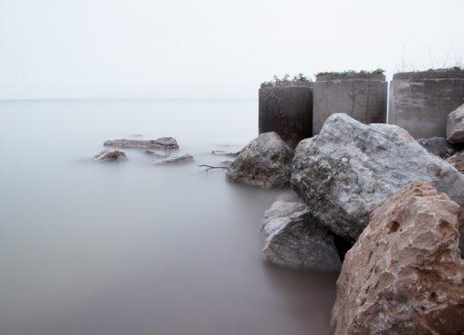 Lake-Huron-1-Rocky-Beach-Photograph