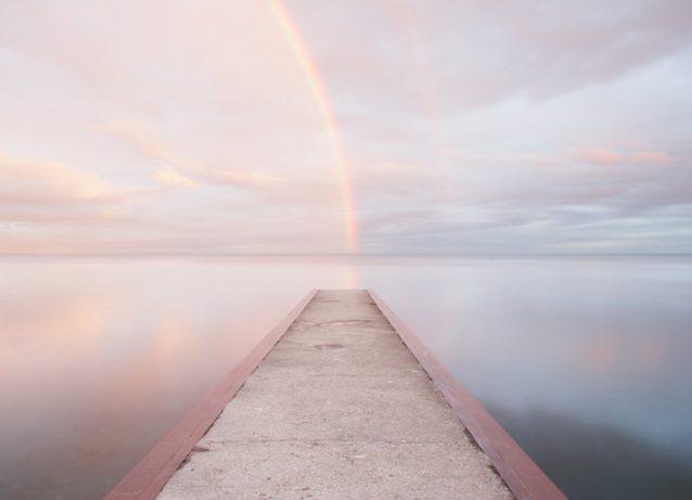 Rainbow Art - Lake Ontario #3