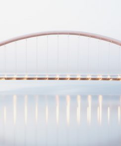 Humber Bridge Art - Lake Ontario #6