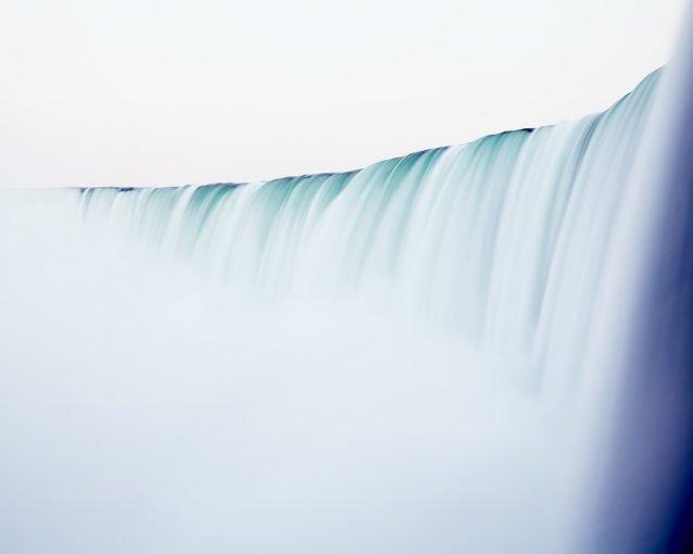 Modern Waterfall Prints – The Falls