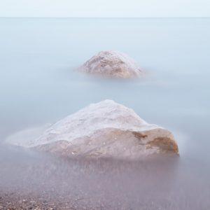 Summer's Serenity - Zen Beach Photograph