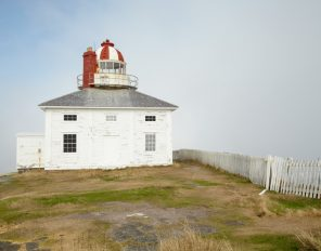 The Watch - Newfoundland Lighthouse Photograph
