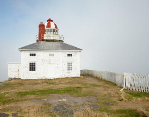 The Watch - Newfoundland Lighthouse Photograph