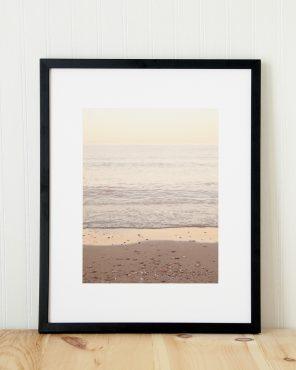 Golden Beach - Coastal Art