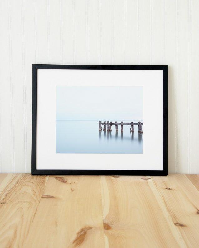 Mystic Port - Hamilton Landscape Photograph