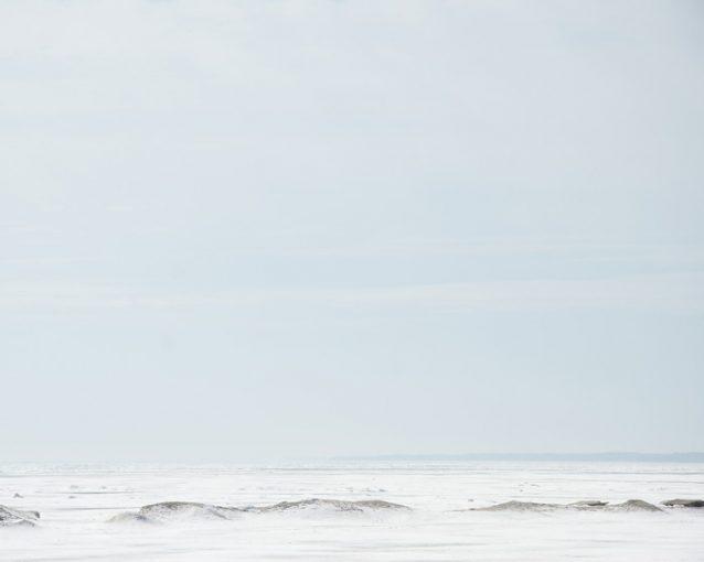 Lake Erie Winter Landscape Photography - February Blues #3