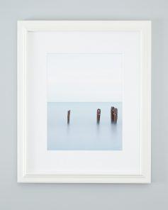 Minimalist Art Beach Photography – Lake Erie #8