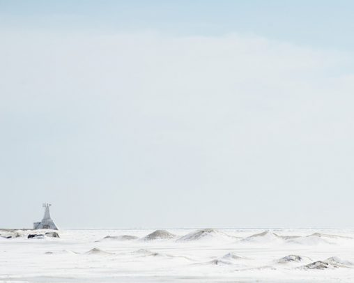 Port Stanley Winter Landscape Photography - February Blues #1