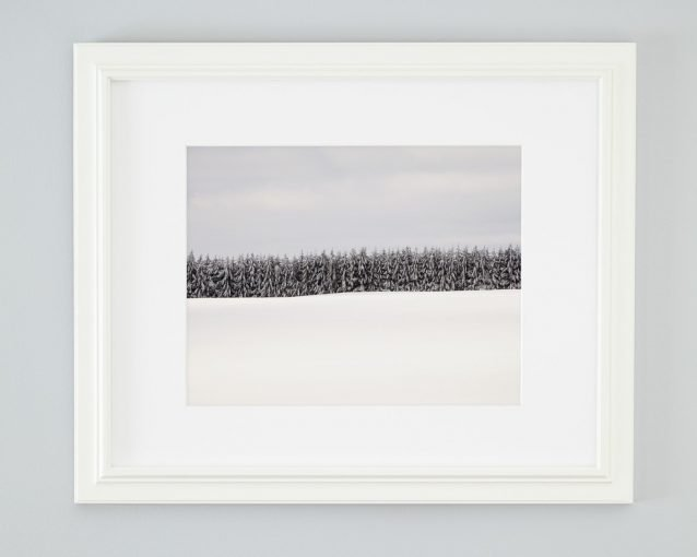 Where the Wild Things Are - Winter Landscape Photo