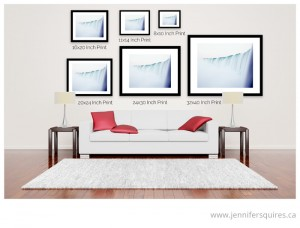 Large Wall Art Above Sofa - Horizontal