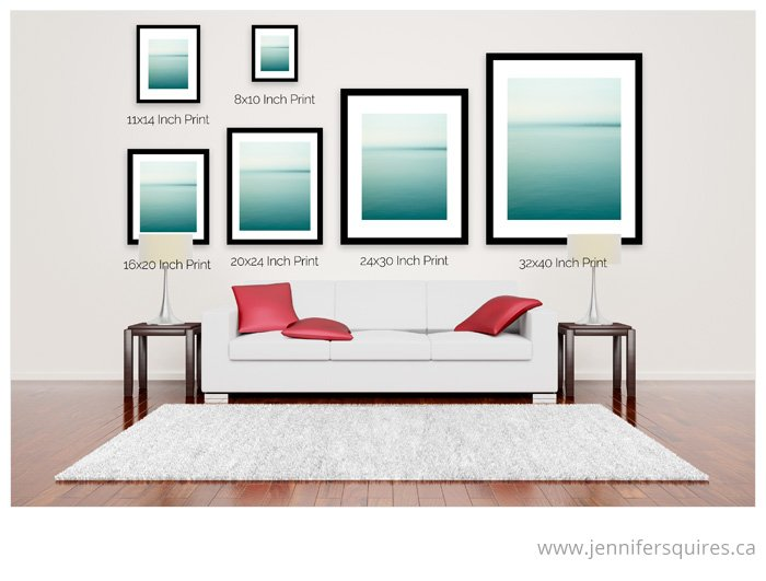 Large Wall Art Above Sofa Sizes For Canvases And Framed
